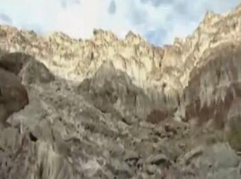 Возле соляной горы в Таджикистане планируется возвести лечебный комплекс
