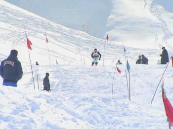«Сафедорак» - лыжный рай в Таджикистане